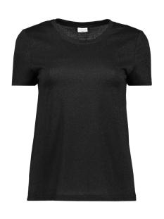 Jacqueline de Yong T-shirt JDYINK S/S TOPJRS 15142542 Black