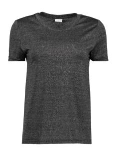 Jacqueline de Yong T-shirt JDYINK S/S TOPJRS 15142542 Black/Silver