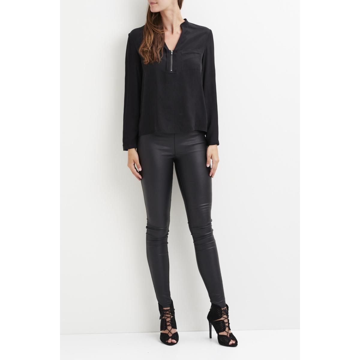 objstabi l/s top 93 23025441 object blouse black