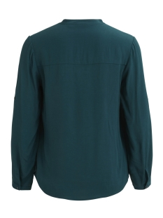 objstabi l/s top 93 23025441 object blouse deep teal