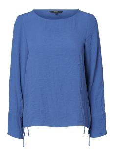 Vero Moda T-shirt VMJULIE L/S TIE TOP A 10188193 True Navy