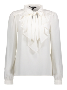 Vero Moda Blouse VMLAISA LS TOP 10187909 Snow White