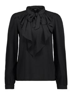 Vero Moda T-shirt VMLAISA LS TOP 10187909 Black