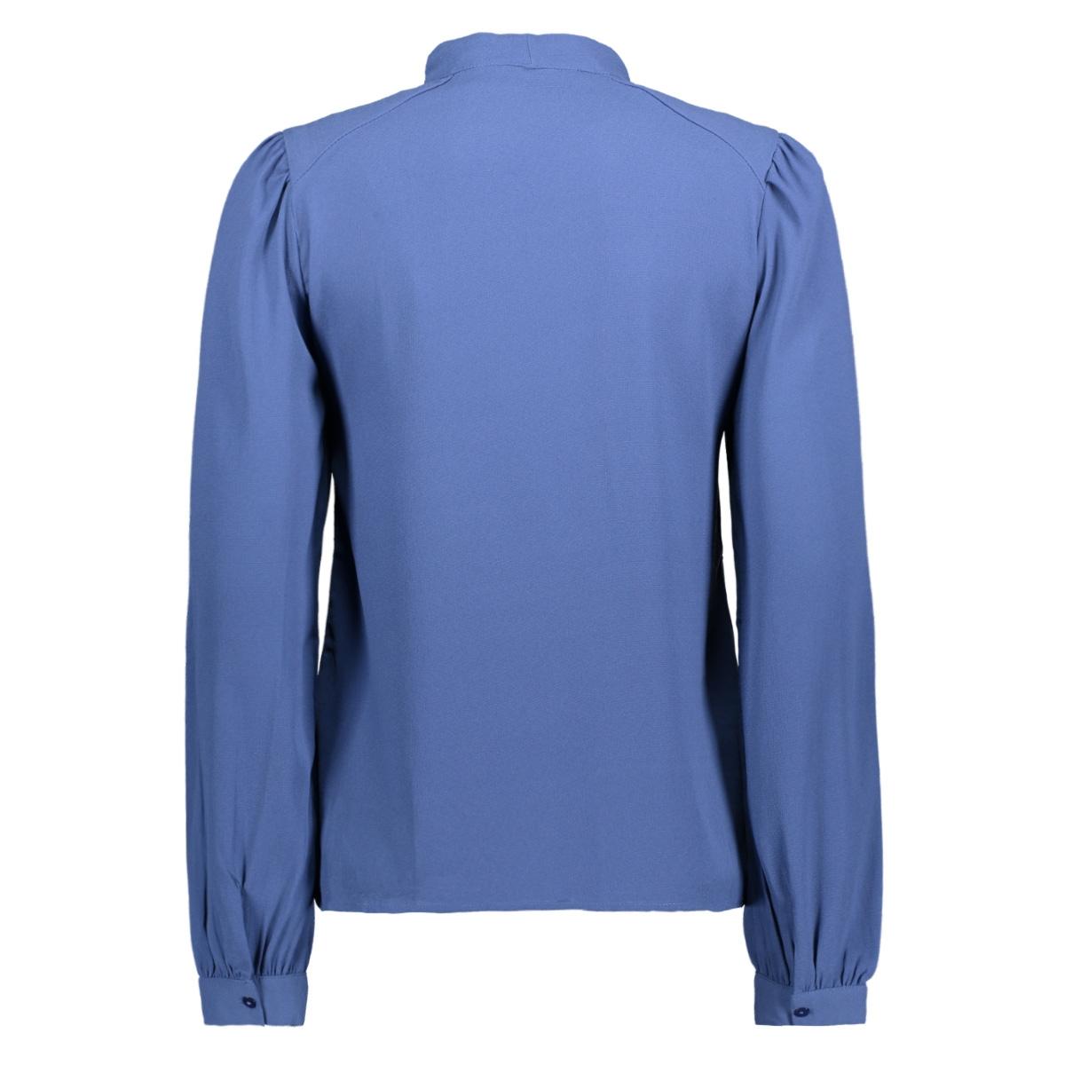 vmlaisa ls top 10187909 vero moda blouse true navy