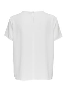 jdyrepublic s/s top wvn 15143324 jacqueline de yong t-shirt cloud dancer