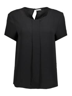 Jacqueline de Yong T-shirt JDYREPUBLIC S/S TOP WVN 15143324 Black
