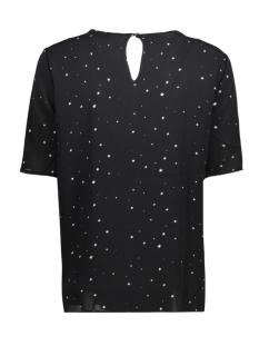 jdyjana 2/4 top wvn 15140856 jacqueline de yong t-shirt black/flower