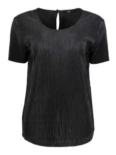 Only T-shirt onlLIGA S/S TOP WVN 15144944 Black