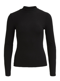 Object Trui OBJMIRA L/S TOP  94 23025660 Black