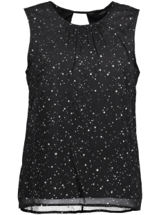 Vero Moda Top VMSALARA S/L MIDI TOP D2-8 10189692 Black/STAR IN SI