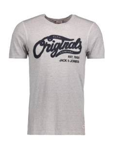 Jack & Jones T-shirt JORAUTHENTIC TEE SS CREW NECK 12128508 Cloud Dancer