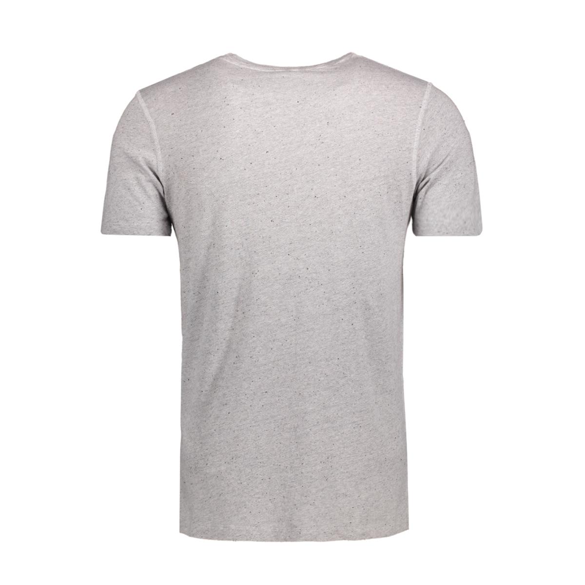 jorauthentic tee ss crew neck 12128508 jack & jones t-shirt cloud dancer