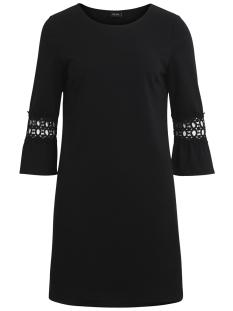 Vila Jurk VITINNY LACE 3/4 SLEEVE DRESS/RX 14046248 Black