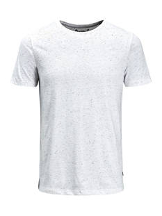 Jack & Jones T-shirt JORTORT TEE MELANGE PACK 12125157 Cloud Dancer