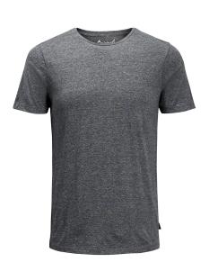 Jack & Jones T-shirt JORTORT TEE MELANGE PACK 12125157 Asphalt