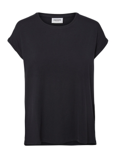 vmava plain ss top ga noos 10187159 vero moda t-shirt night sky