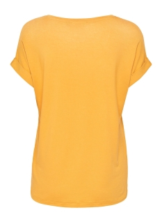 onlmoster s/s o-neck top noos jrs 15106662 only t-shirt yolk yellow