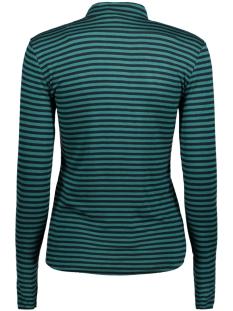 jdyspirit ls highneck stripe top jr 15141522 jacqueline de yong t-shirt storm/black