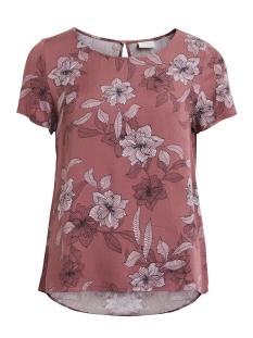 Vila T-shirt VIKUMA S/S TOP 14043831 Renaissance Ros