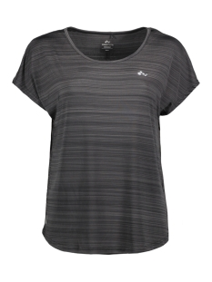 onpheather ss loose training tee 15139074 only play sport shirt black