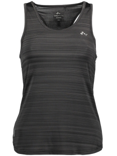 Only Play Sport top onpHEATHER TRAINING TANK TOP 15139076 Black