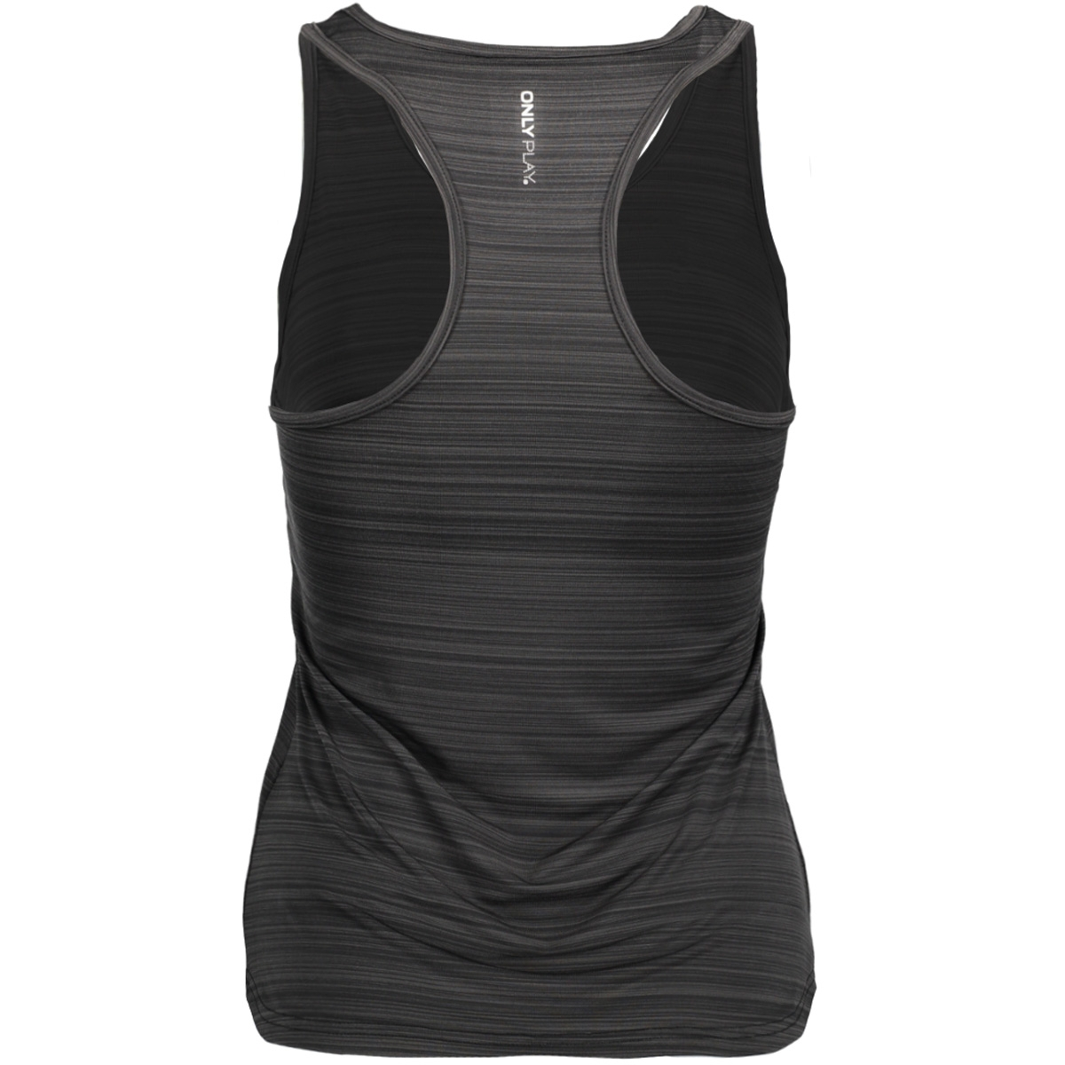 onpheather training tank top 15139076 only play sport top black
