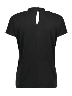 onlmili s/s choker top ess 15146934 only t-shirt black