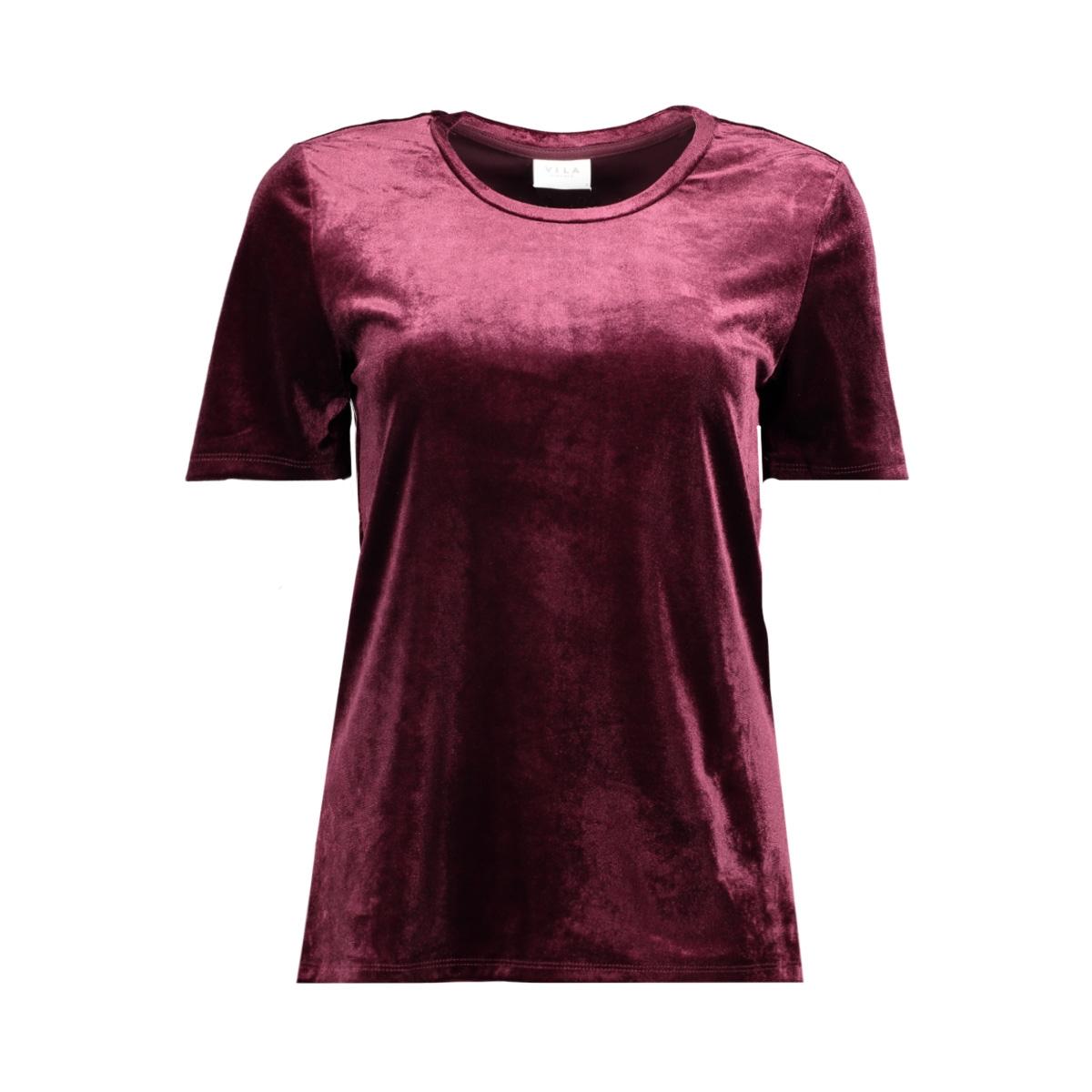visienna s/s top 14045189 vila t-shirt fig