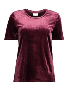 Vila T-shirt VISIENNA S/S TOP 14045189 Fig