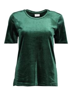 Vila T-shirt VISIENNA S/S TOP 14045189 Pine Grove
