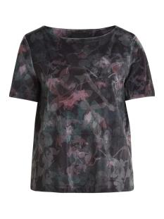 Object T-shirt OBJNELA S/S TOP 94 .C 23025749 Black