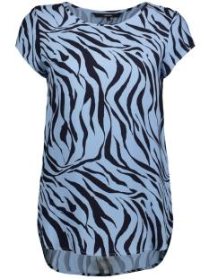 Vero Moda T-shirt VMBOCA SS BLOUSE MULTI PRINTED 10132802 Allure/ZANZANA