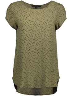 Vero Moda T-shirt VMBOCA SS BLOUSE MULTI PRINTED 10132802 Ivy Green / Dragana Pr