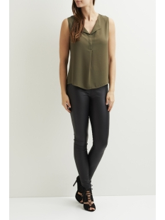 vilucy s/l top - noos 14044615 vila top ivy green