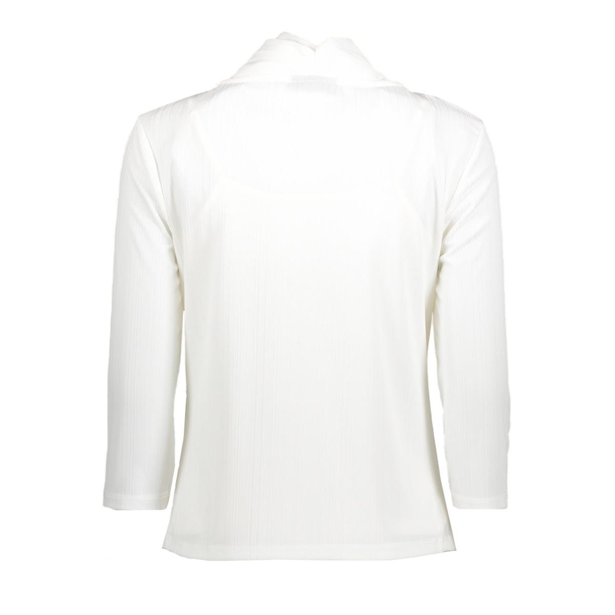 objcosma 3/4 top 94 23025542 object blouse gardenia