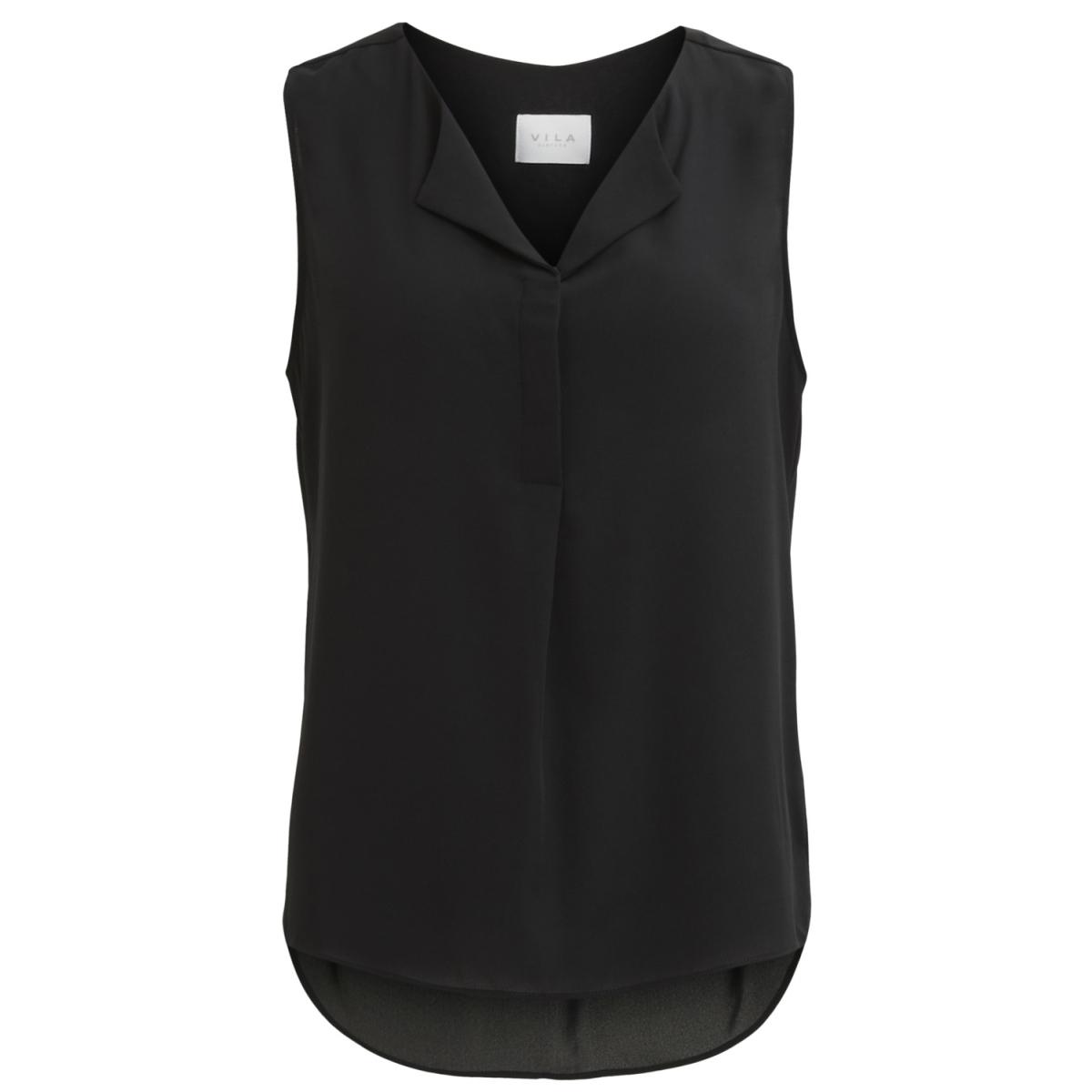 vilucy s/l top - noos 14044615 vila top black