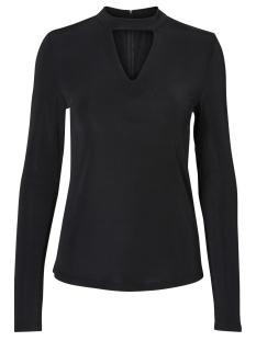 Vero Moda T-shirt VMJENNIE LS TOP 10188274 Black