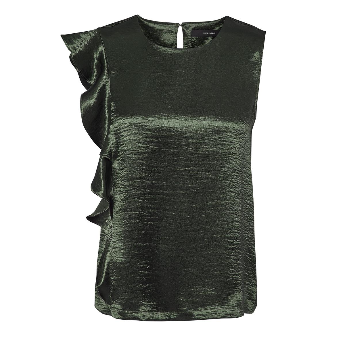 vmshila sl top lcs 10187907 vero moda top green gables
