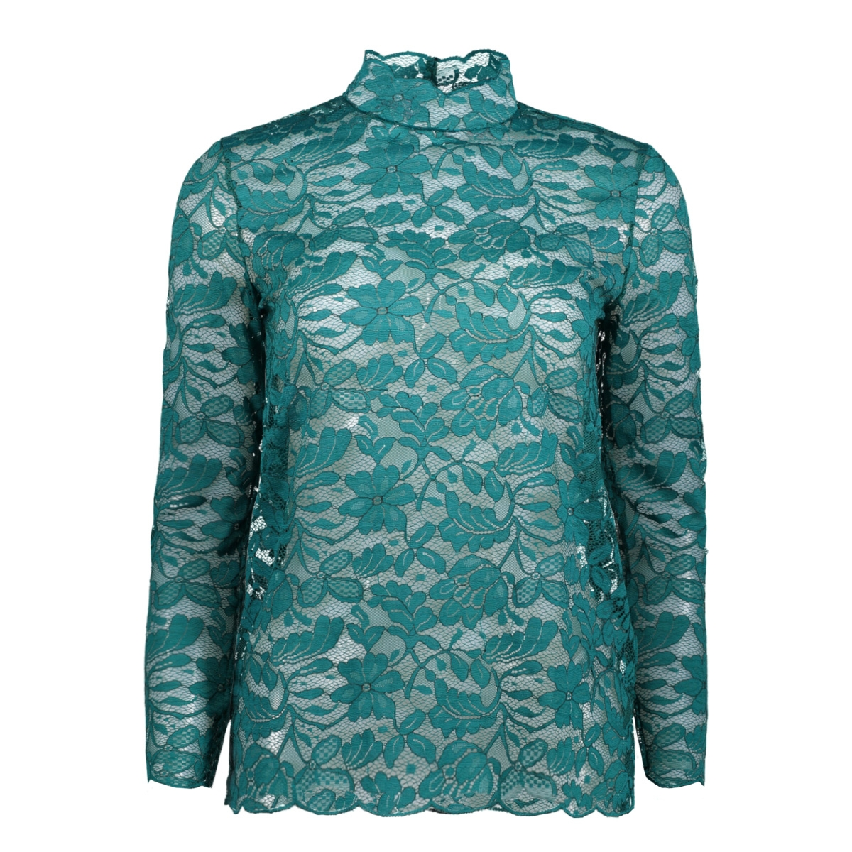 jdygoldie l/s highneck top jrs ka 15141725 jacqueline de yong t-shirt storm