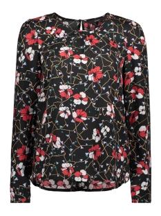 Vero Moda T-shirt VMISOLDE L/S TOP D2-1 10193537 Black/ISOLDE PRI