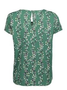 onlditte first s/s top wvn 15153766 only t-shirt posy green/flower pri