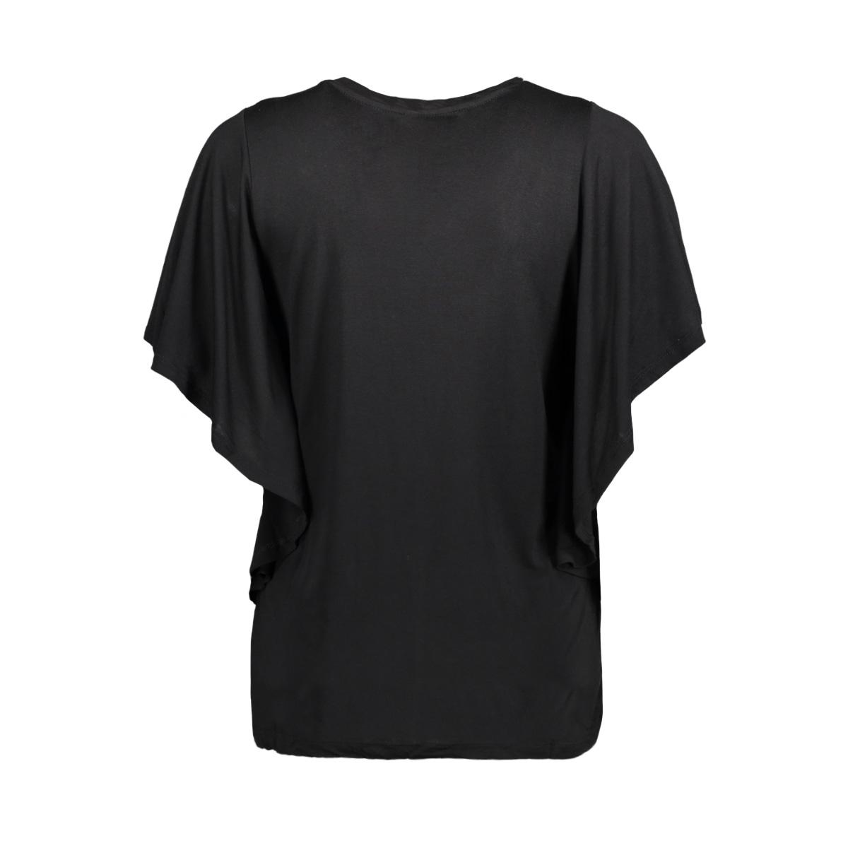 vmirfi s/s top sb8 10193608 vero moda t-shirt black