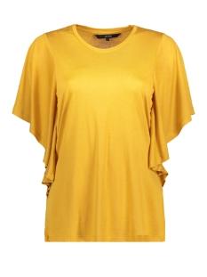 Vero Moda T-shirt VMIRFI S/S TOP SB8  10193608 Harvest Gold