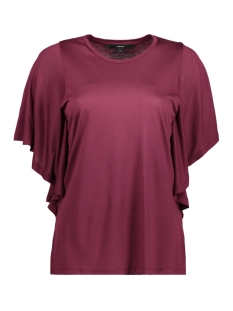 Vero Moda T-shirt VMIRFI S/S TOP SB8 10193608 Port Royale