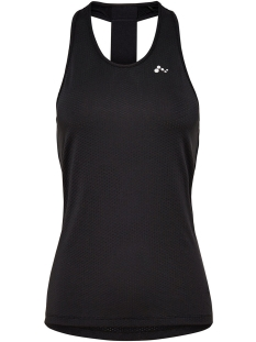 Only Play Sport top onpVINEDA SL TRAINING TOP PRS 15139518 Black/ Lipstick