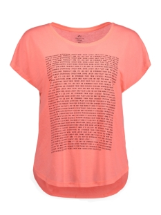 Only Play Sport shirt onpLESLIE LOOSE SS TEE PRS 15139526 Lipstick Pink
