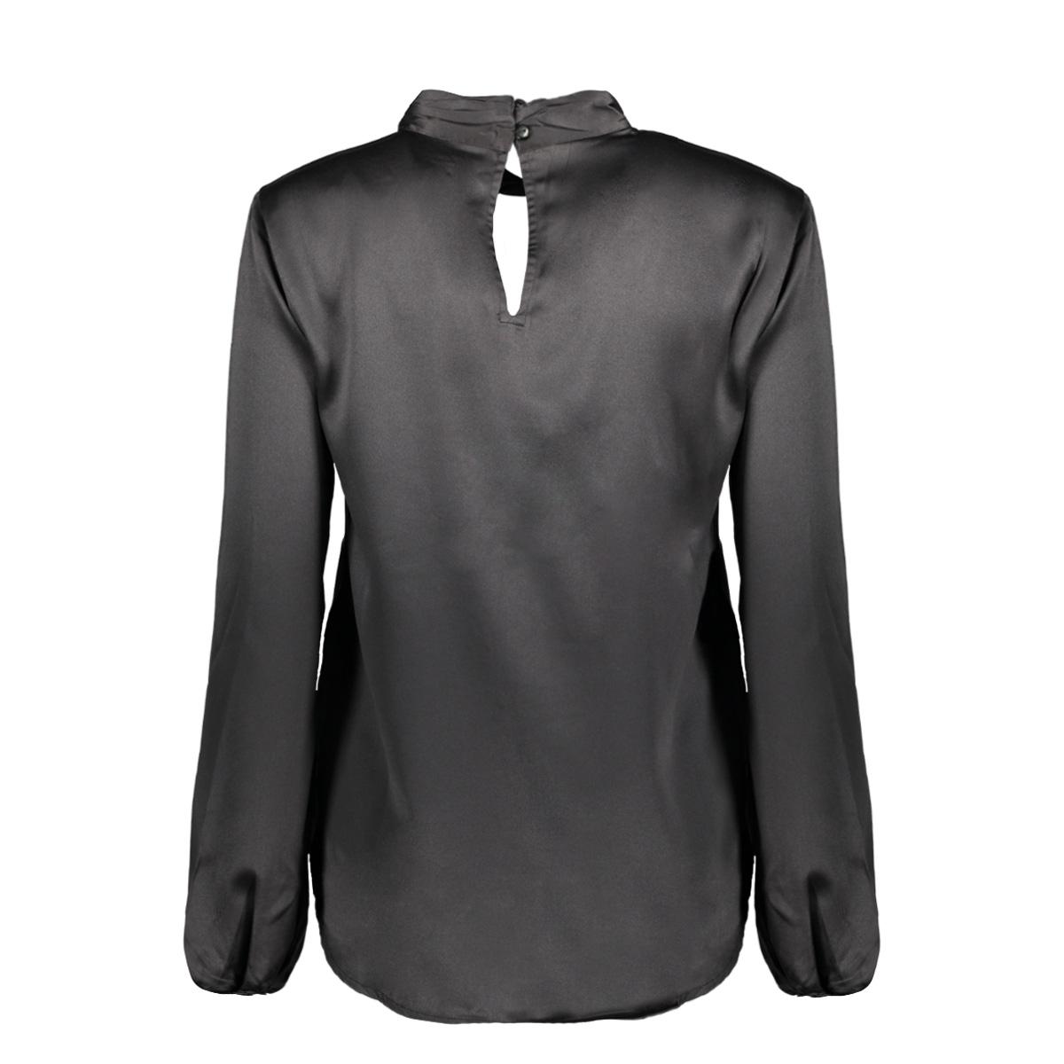 vilianna l/s top/pb 14044814 vila blouse black