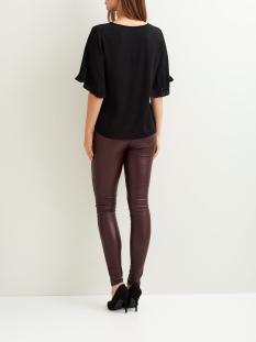 objgia 2/4 top .i 95 23025898 object t-shirt black