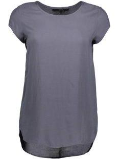 Vero Moda T-shirt BOCA SS BLOUSE COLOR 10104053 Ombre Blue
