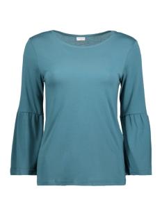 Jacqueline de Yong T-shirt JDYMINNI 7/8 TOP JRS 15146196 Hydro